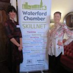 Kelly Cummins & Sara Mullally of Waterford Chamber Skillnet