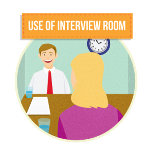 employer services interview-room